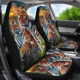 New High Quality Family Tiger Car Seat Covers 211202 - YourCarButBetter
