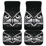 Owl Black Car Floor Mats 201216 - YourCarButBetter
