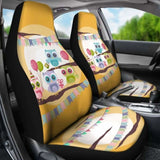 Owl Car Seat Covers 113 174716 - YourCarButBetter