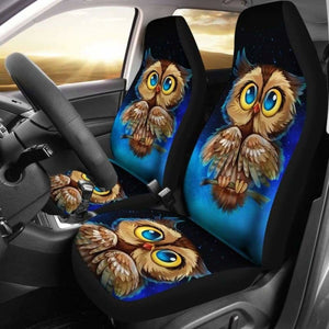 Owl Car Seat Covers 6 174716 - YourCarButBetter