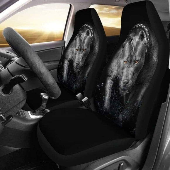 Pitbull Car Seat Covers 113510 - YourCarButBetter