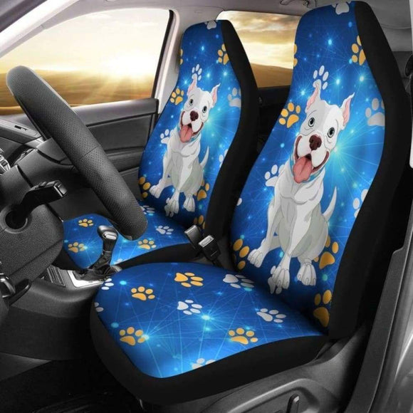 Pitbull Car Seat Covers 12 113510 - YourCarButBetter