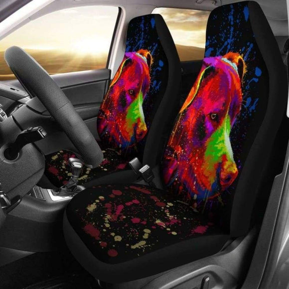 Pitbull Car Seat Covers 13 113510 - YourCarButBetter