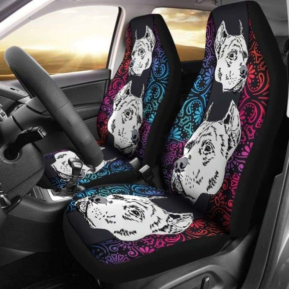 Pitbull Car Seat Covers 4 113510 - YourCarButBetter