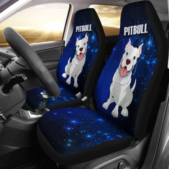 Pitbull Car Seat Covers 5 113510 - YourCarButBetter