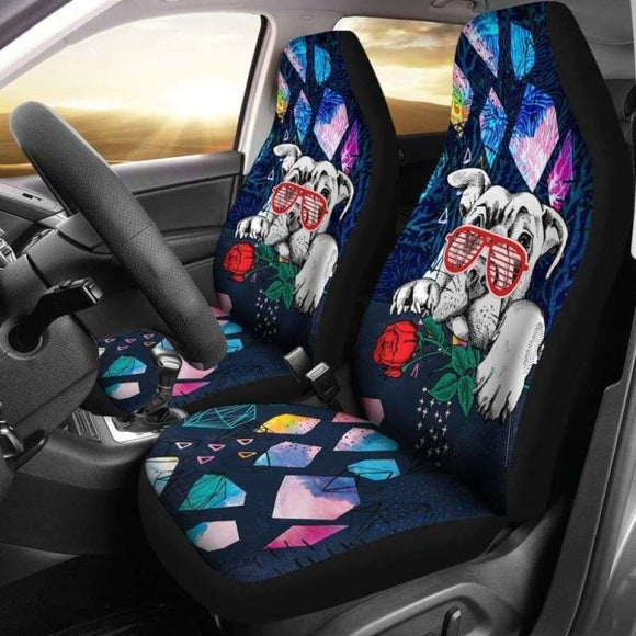 Pitbull Car Seat Covers 6 113510 - YourCarButBetter