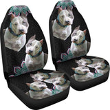 Pitbull Car Seat Covers 7 113510 - YourCarButBetter