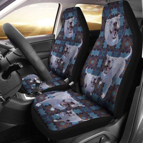 Pitbull Car Seat Covers 8 113510 - YourCarButBetter