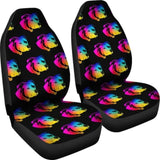 Rainbow Pit Car Seat Covers 113510 - YourCarButBetter