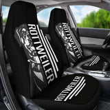 Rottweiler Car Seat Covers 2 201309 - YourCarButBetter