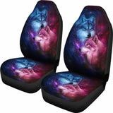 Spirit Wolf Car Seat Covers 200904 - YourCarButBetter