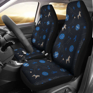 Swedish Dala Horse Car Seat Covers 2 170804 - YourCarButBetter