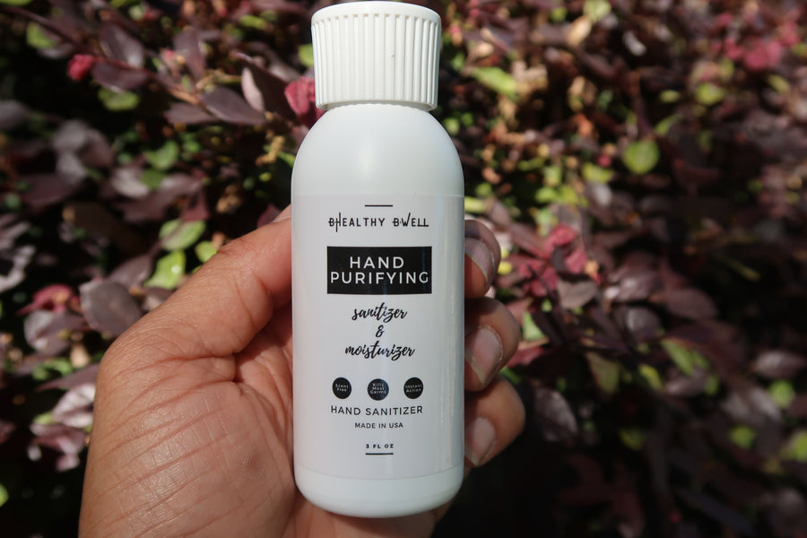 Will hand Sanitizers result in Dry Skin?