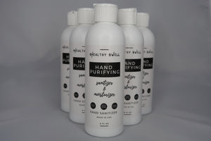 Hand Sanitizer | 8 Ounces | Set of 5