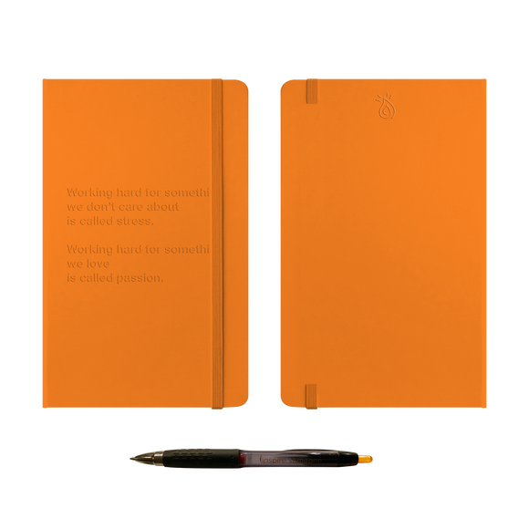 Notebook Orange