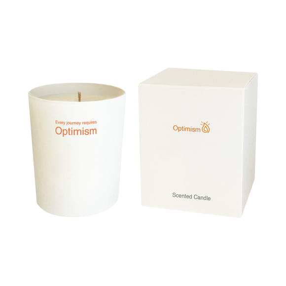 Optimism Candle