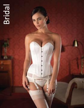 Bridal Corsetry Collection