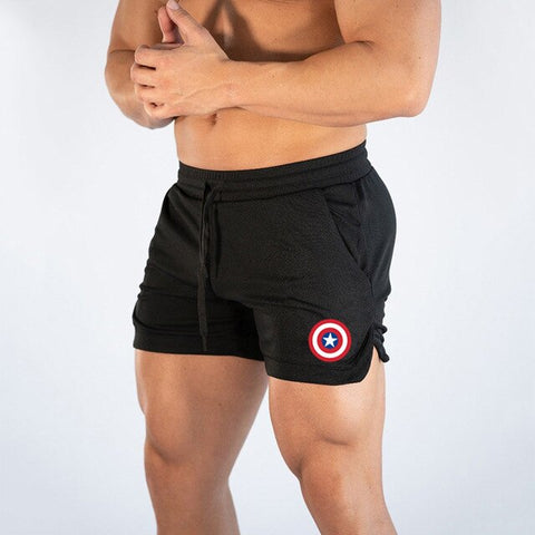 VQ Fitness Mens Shorts