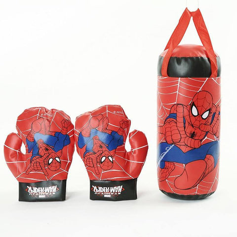 Children Boxing bag + Punching Gloves - GymPROS.net