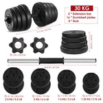 30kg Dumbbell Weight Set