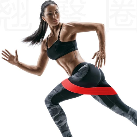 Hip Trainer stretch band