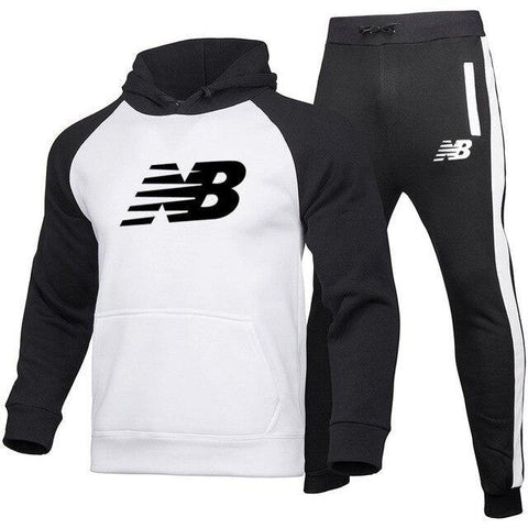 Fitness hoody + trousers - GymPROS.net