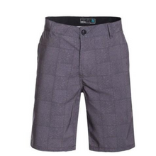 Load image into Gallery viewer, Mens Gray Hybrid Shorts