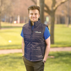 kiltwalk embroidered bodywarmer