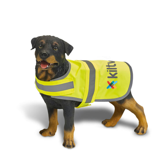 Kiltwalk hi-vis dog vest
