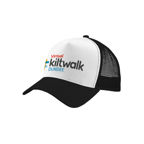 virtual kiltwalk dundee trucker cap
