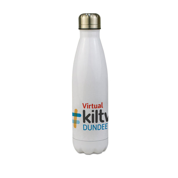 virtual kiltwalk dundee water bottle