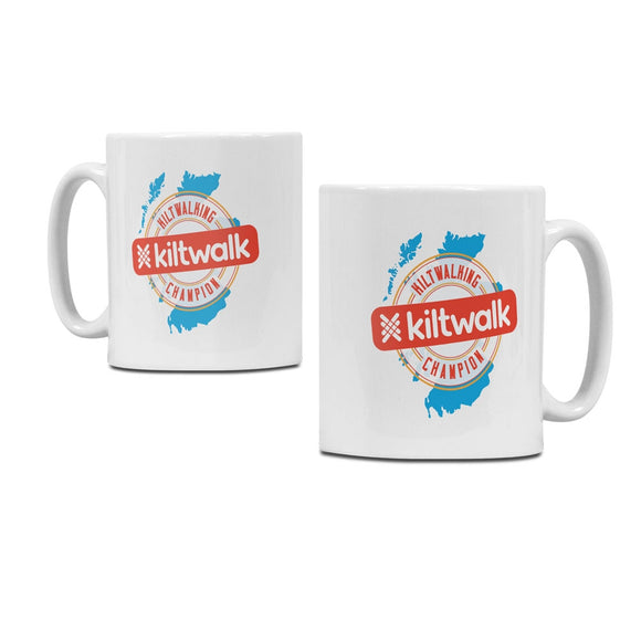 Kiltwalk Event Ceramic Mug