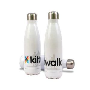 kiltwalk event water bottle