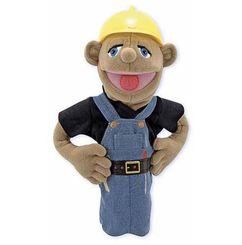 Construction Puppet