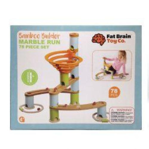 Bamboo Builder Marble Run