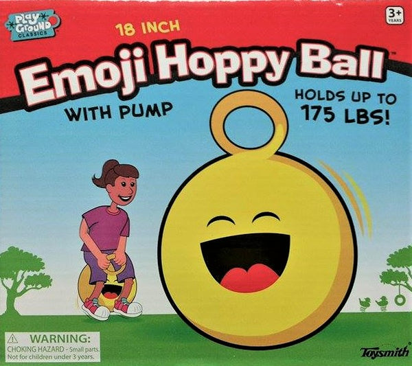 Emoji Hoppy Ball