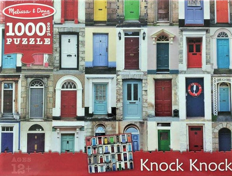 Knock Knock Puzzle