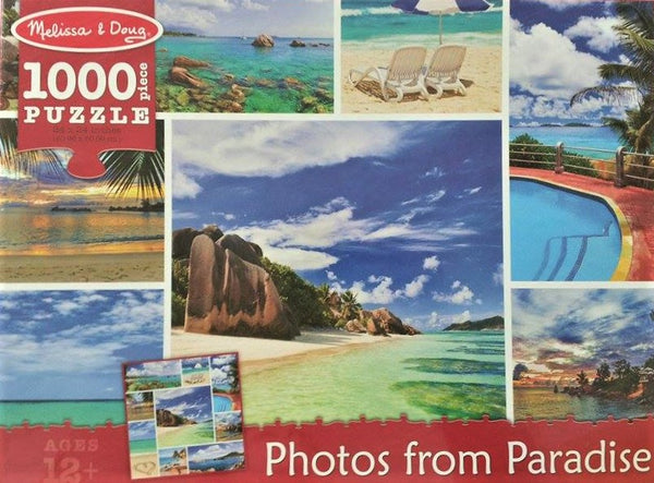 Photos from Paradise Puzzle