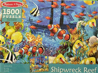 Shipwreck Reef Puzzle