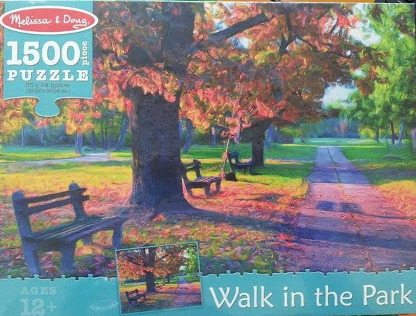 Walk in the Park Puzzle