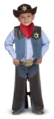 Cowboy - Dress Like and Role Play Set