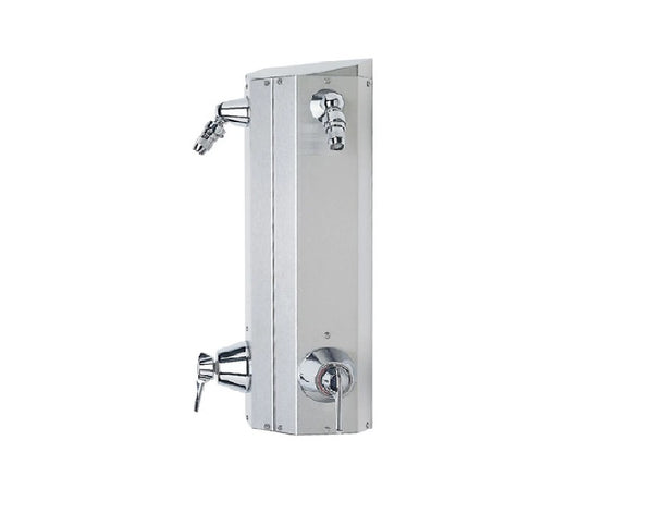 "#1-921 - Symmons ""Hydapipe"" Exposed Shower Unit"
