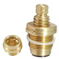 #HC4080-C - Genuine Central Brass Cold Lav & Kitchen Stem