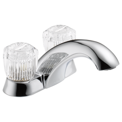 #DEL2512LF - Delta Two Handle Centerset Bathroom Faucet