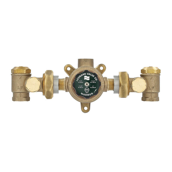 #LV-982-LF-BDT - Lead Free Leonard Single Thermostatic Water Mixing Valve