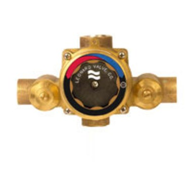 #TM-28 - Leonard Themostatic Water Mixing Valve