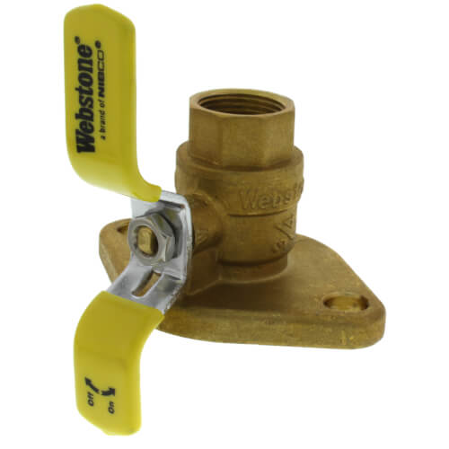 "#HC2027-1 - Webstone 1"" Threaded Isolator Flange"