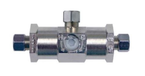 #4-10A - Symmons Mechanical Mixing Valve