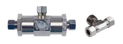#4-10B - Symmons Mechanical Mixing Valve