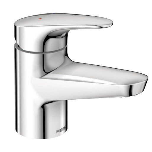 #9480 - Moen Commercial Chrome one-handle lavatory faucet